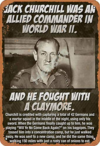 GenericBrands Jack Churchill Was An Allied Commander In World War II Cartel...