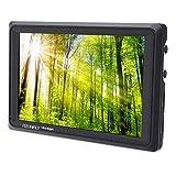 Feelworld FW279S 7インチ 2200nit 超高輝度 ライブ カメラ用液晶 モニター 3G-SDI 4K HDMI 入力/出力 フルHD 1920x1200 IPS 太陽の下で直視 フィールドモニタ【一年間保証&日本語設定可能】