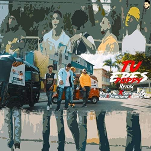 Wilvanis MC, Sony el Sonido, Jey J, Jm Mutante & Luimi D New