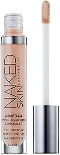 U.D Naked Skin Weightless Complete Coverage Concealer- Light Neutral