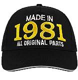 Bombo Cappello per Compleanno 40 Anni