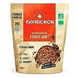 FAVRICHON - MUESLI CRUJIENTE DE CHOCOLATE INTENSAMENTE 1.016KG
