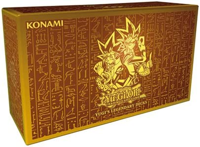 YU-GI-OH King of Games: Overseas parallel import regular item 40% OFF Cheap Sale Yugi's Legendary Decks