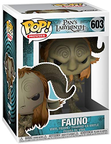 Pop! Pan Labyrinth - Figura de Vinilo Fauno 3