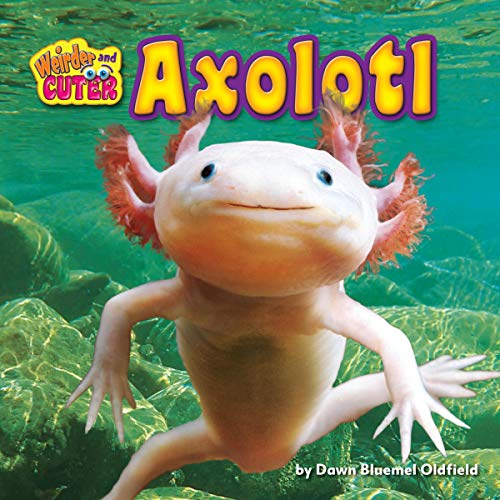 Axolotl  By  cover art
