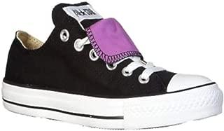 converse shoes double tongue