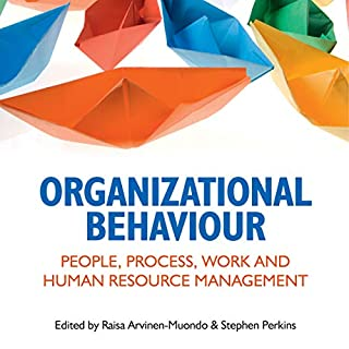 Organizational Behaviour cover art