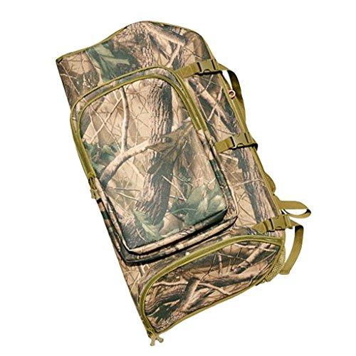 Sharplace Compoundbogen Tasche Bogenschießen Compound Bogen Rucksack Jagdtasche Bogen zubehör - Camo