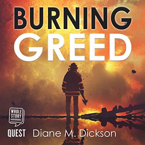Burning Greed cover art