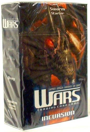 Wars TCG - Incursion (Swarm Starter Deck) [Toy]