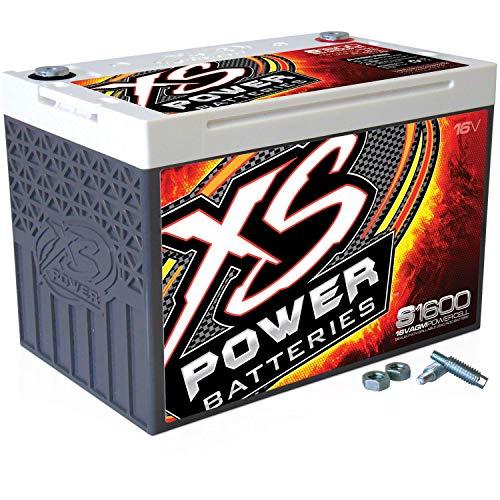 XS Power S1600 Lightweight 16 Volt AGM Racing Battery