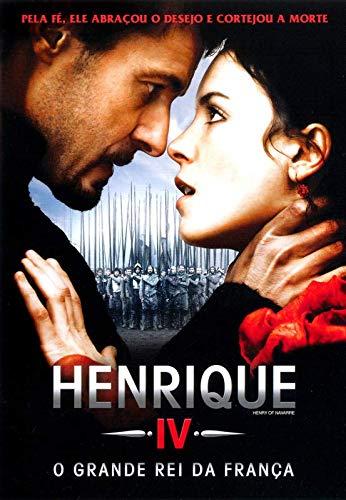 Henrique IV - O Grande Rei da França - ( Henri 4 ) Jo Baier