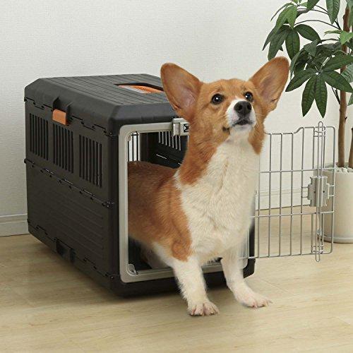 IRIS faltbare Transportbox für Katzen Kunststoff - 4