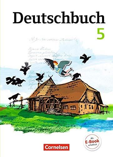 Deutschbuch Gymnasium - Östliche Bundesländer und Berlin: 5. Schuljahr - Schülerbuch (Deutschbuch Gymnasium / Berlin, Brandenburg, Mecklenburg-Vorpommern, Sachsen, Sachsen-Anhalt und Thüringen)