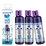 9081 Water Filter Replacement for Refrigerator Water Filter Kenmore 9930, 46-9930, 9081, 46-9081 Water Filter (3 Packs)