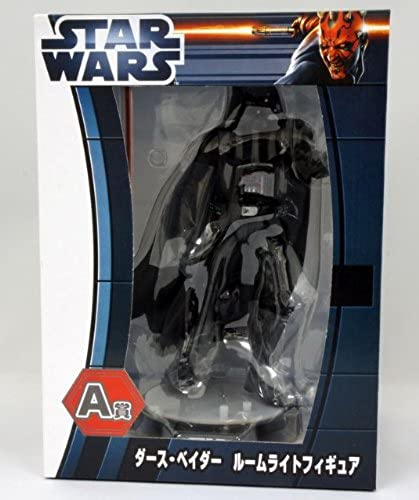 punto de venta en línea Taito new lottery Honpo STAR WARS Star Wars A prize prize prize Darth Vader room light figure separately (japan import)  tienda de bajo costo