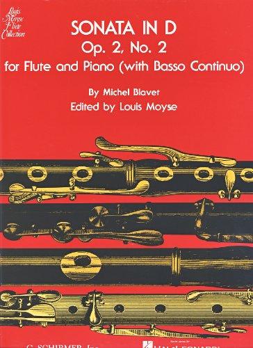 BLAVET - Sonata Op.2 nº 2 en Re menor