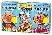 明治それいけ! アンパンマンのイオン飲料 ナトリウム ×36本