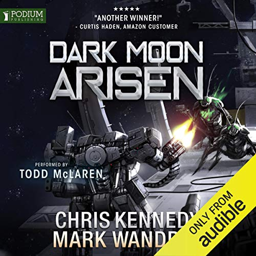 Dark Moon Arisen cover art