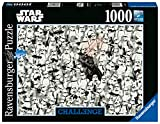 Ravensburger- Star Wars Puzzle 1000 Piezas Disney, Color 1. (14989)