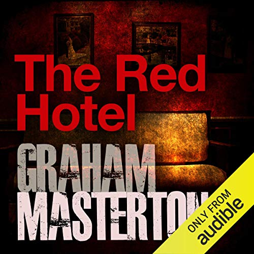 The Red Hotel audiobook cover art