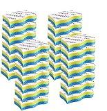 MASTERTOP Lot de 28 Eponges Grattantes à Vaisselle en 3 Couches Eponges de Nettoyage...