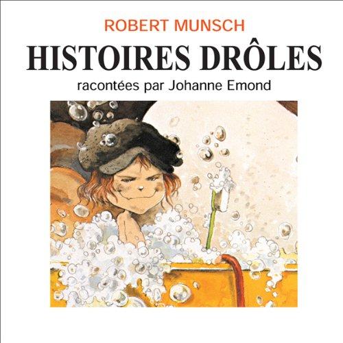 Histoires drôles 2 audiobook cover art