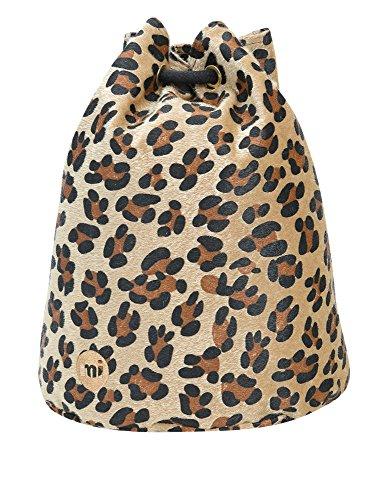 Mi-Pac Gold Swing Bag Bolsa de Cuerdas para El Gimnasio, 38 cm, 18 litros,...