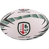 Gilbert Mini Ballon de Rugby London Irish (Taille 1)