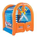 Kinder Indoor Kinderhaushalt Kinder Trampolin Kinderzimmer Laufstall Aufblasbarer Sommer Planschbecken Jungen und Mädchen Spielzeug Aufblasbares Spielhaus