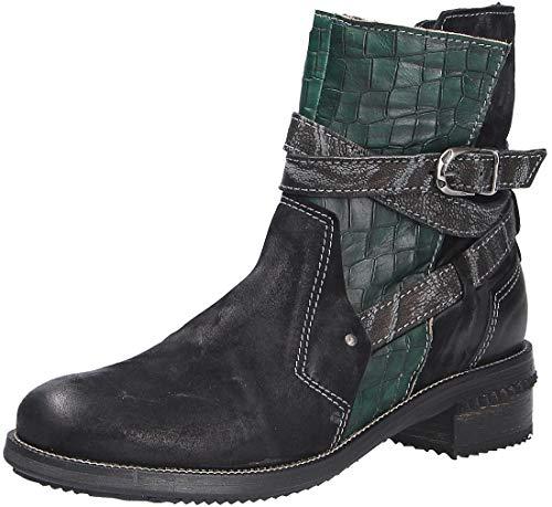 Charme Damen Stiefel, schwarz(schwarz), Gr. 40