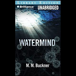 Watermind audiobook cover art