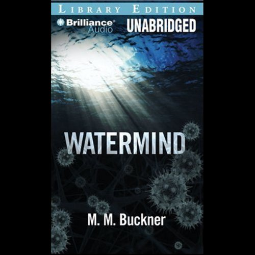 Watermind audiobook cover art