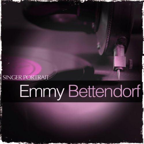 Staatsorchester Berlin, Frieder Weißmann, Emmy Bettendorf