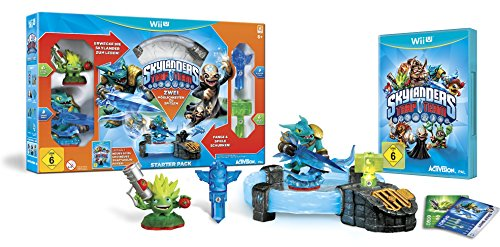 Skylanders:  Trap Team - Starter Pack - Standard Edition - [Nintendo Wii U]