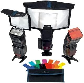 Rogue Photographic Design ROGUEKIT-S Starter Lighting Kit (Multi-colored)