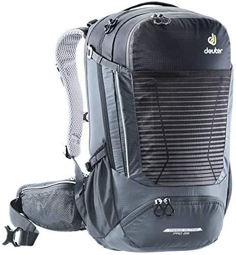 Deuter Trans Alpine Pro 28., negro y gris (Negro) - 3206119