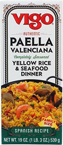 Vigo Paella Vallenciana 19 Ounce Boxes Pack of 6 product image