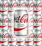 Diet Coke, 12oz Cans (Pack of 15, Total of 180 Fl Oz)