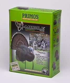 Primos Hunting 69041 - Figura Decorativa, diseño de Pavo