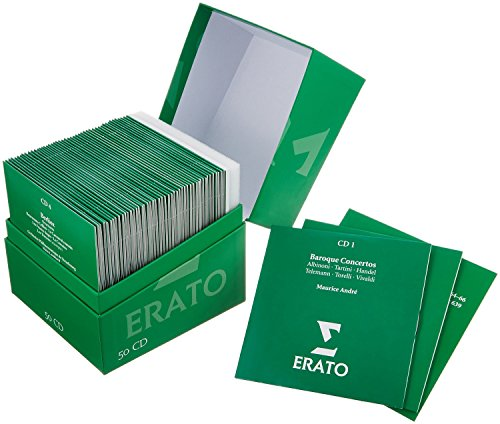 ERATO 50CD BOX