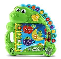 5. LeapFrog Dino's Delightful Day Alphabet Book