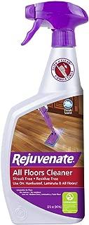 Best rejuvenate no bucket floor cleaner Reviews