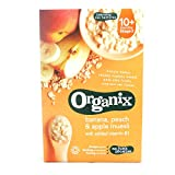 Organix - Stage 3 From 10 Months - Organic Infant Cereals - Banana,...