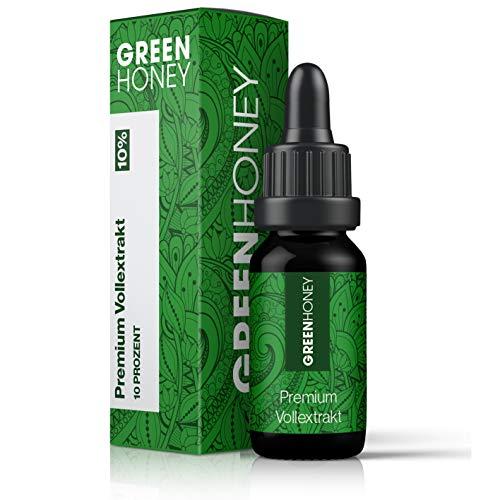 GREENHONEY® VOLLEXTRAKT Öl 10% - MADE...