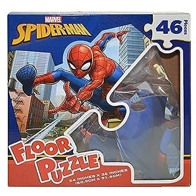 UPD Spiderman 46pc Floor Puzzle