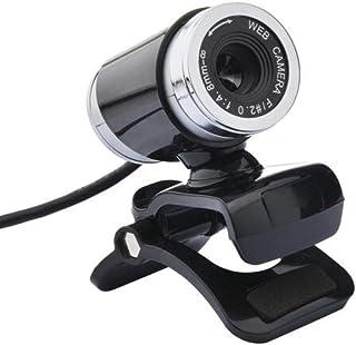 s61Ylu 12MP USB 2.0 HD Webcam Camera Web Cam with Mic for Computer PC Laptop Desktop Black