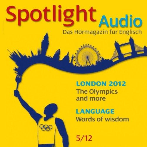 Spotlight Audio - London 2012 and the Olympics. 5/2012 cover art