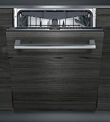 Siemens SN63HX60CE iQ300 Vollintegrierter Geschirrspüler/D / 85 kWh / 14 MGD/Smart Home kompatibel via Home Connect/varioSpeed Plus/varioSchublade