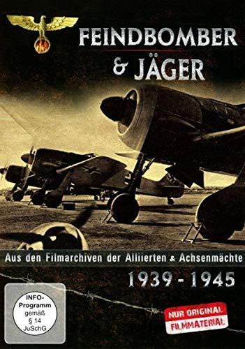 Der 2. Weltkrieg - Feindbomber & Jäger